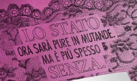Feltrinelli, campagne 2010 2011, Ceccarelli
