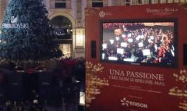 Evento Galleria Teatro Scala Passione non si spegne